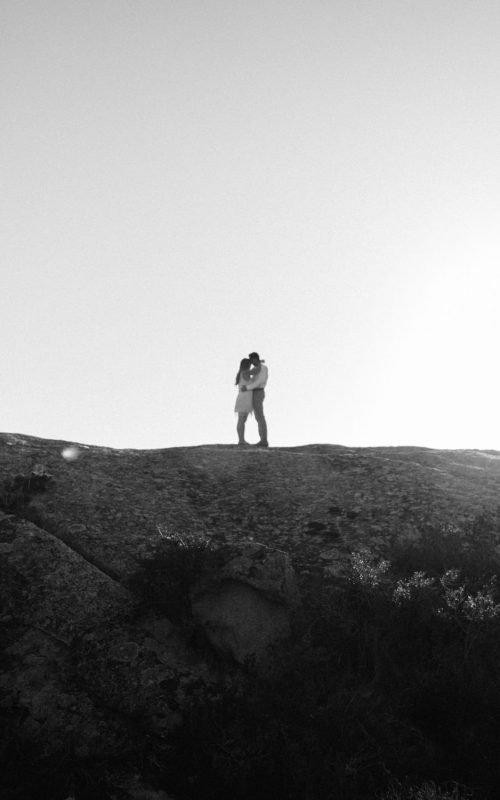 Engagement couple session in La Maddalena Island