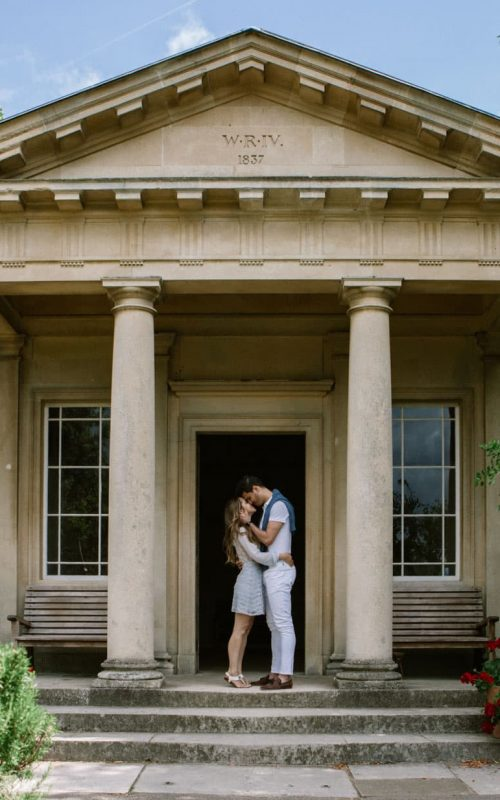 Couple Session in London, Kew Gardens