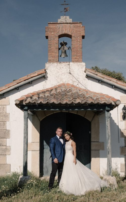 Inspiration Wedding in Finca Aldeallana, Segovia, Spain