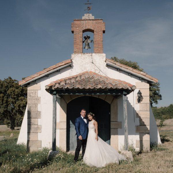 Inspiration Wedding in Finca Aldeallana, Segovia, Spain